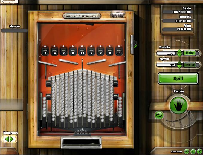 Klassiske spilleautomater | Spinit